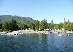 GATED WATERFRONT COMMUNITY ON SHUSWAP LAKE