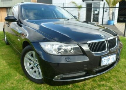2008 BMW 320i E90 Inovations Black 6 Speed Automatic Sedan Alfred Cove Melville Area Preview