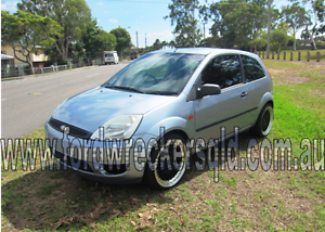 2005 Ford Fiesta Hatchback Clontarf Redcliffe Area Preview