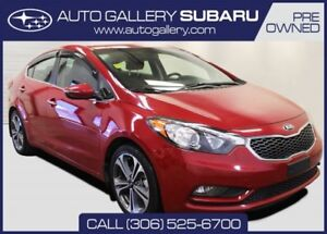2016 Kia Forte EX WITH SUNROOF | FULLY LOADED | 18 INCH ALLOYS |
