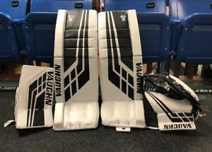 Vaughn VE8 Pro Goalie Set