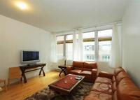 3 1/2 fully furnished condo in the heart of  downtown Montreal