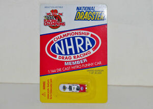 Racing Champions NHRA Funny Car 1:144 Scale Diecast