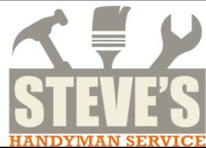 STEVE'S HANDYMAN SERVICE