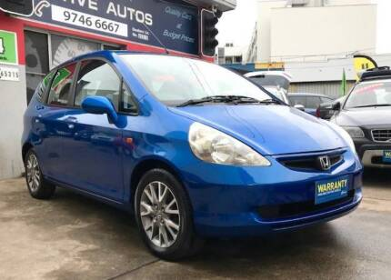 2003 Honda Jazz Hatchback Homebush Strathfield Area Preview