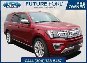 2018 Ford Expedition Platinum|POWER RUNNING BOARDS|SYNC CONNECT|