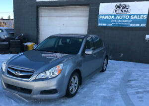 2011 Subaru Legacy /AWD/ACCIDENT FREE