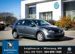 2016 Volkswagen Golf w/ App Connect/Backup Cam 0.99% Financing A