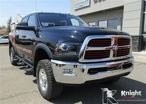 2015 Ram 2500 Power Wagon Heated Seats Remote Start Sunroof