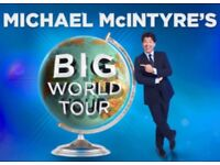 Michael McIntyre Tickets Saturday 24th March