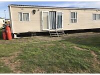 Caravan for rent down sheerness holiday park