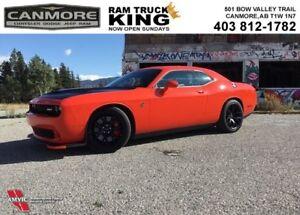 2016 Dodge Challenger SRT HELLCAT | MANUAL | LEATHER | SUNROOF |