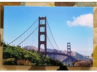 Golden Gate Bridge Canvas