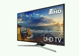 "SAMSUNG 40"" 4K UHD HDR SMART WIFI NEW TV NEW MODEL UE40MU6100"