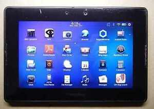 BlackBerry PlayBook 16GB, Wi-Fi, 7in - Black - a MARIEVILLE