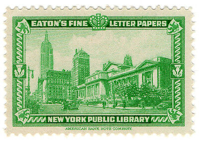 (I.B) US Cinderella : Eaton's Fine Letter Papers (New York Public Library)