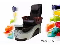Pedicure Spa Chair with Massage Function