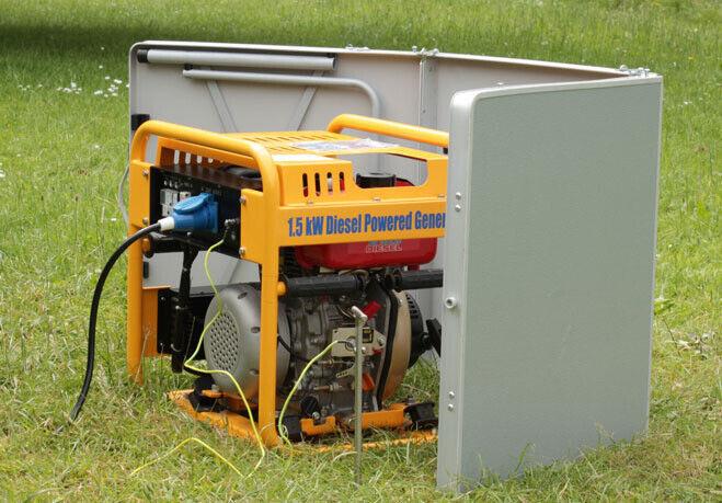 Yanmar 1500 Pure Sine Wave Diesel Generator | in Rochester, Kent | Gumtree