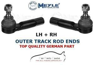 2 VW BEETLE 1.4 1.6 1.8T 2.0 2.3 V5 OUTER TRACK TIE ROD END ENDS MEYLE GERMANY