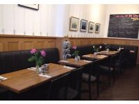 Fully Licensed (A3) Coffee Shop / Restaurant to Let in the Heart of Muswell Hill Broadway.