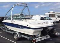Bayliner 175 GT monster tower