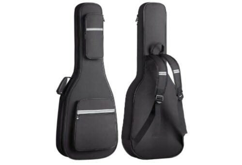 Guitar Bag Padded Gig Bag Soft Case 0.5 inch Thick Padding
