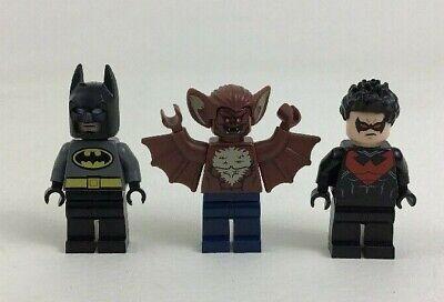Manbat Nightwing Lego Batman DC Superheroes Minifigure Lot 3pc Minifig for sale  Shipping to Nigeria