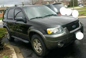 2005 Ford Escape Good Shape