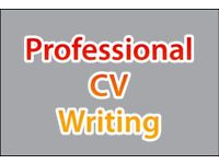 CV Writing from £20, Full-time Professional CV Writer, 500+ Great Reviews, FREE CV Check, Help