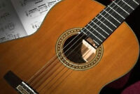 Classical Guitar Lessons For All Ages