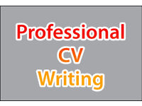 CV Writing Service - Updating & Editing; Great Reviews - All Types of Work & Industries - Help