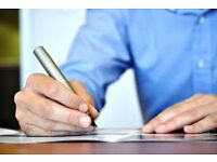 Professional Letter Writing Help; Grievance,Deportation,References,Appeals,Immigration,Tribunerals