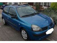 Renault, CLIO, Hatchback, authentique , Manual, 1149 (cc), 3 doors