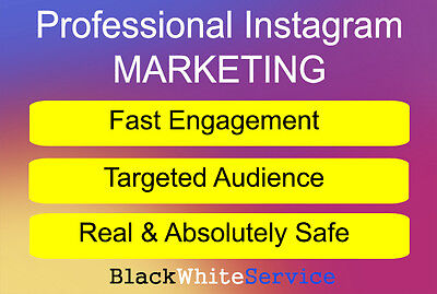Professionally Grow And Manage Your Instagram Account