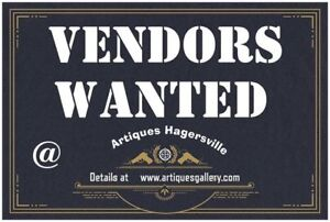 CALLING ALL VENDORS TO ARTIQUES