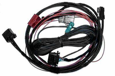 For Audi Q5 8R Original Kufatec Cable Loom Plug Set F R TV Tuner with Mmi 3G