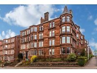 Double Room in Hyndland Flat for rent (short term)