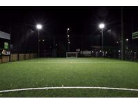 Weekly Tuesday 5aside in Islington