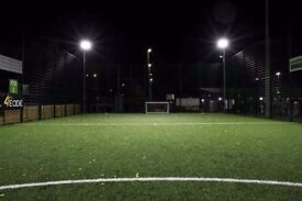 Weekly 5aside games in Islington - everyone welcome