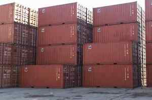 Excellent Shape Shipping and Storage Containers - 20' & 40' Belleville Belleville Area image 1