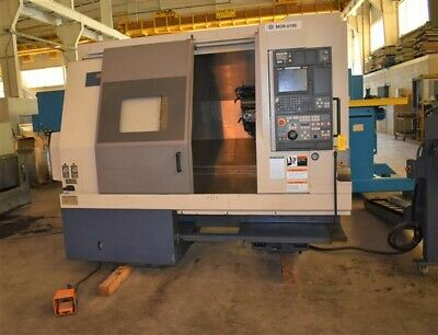 Sl2500y650 Mori Seiki 4-axis Cnc Turning Center Wlive Milling - 29089