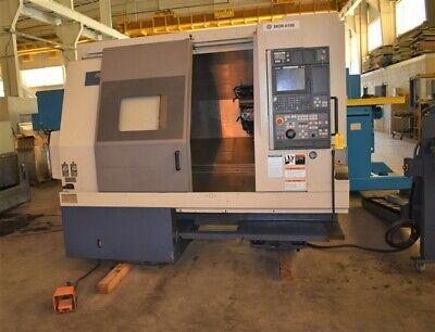 Sl2500y650 Mori Seiki 4-axis Cnc Turning Center Wlive Milling - 29089
