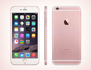 FACTORY UNLOCKED Apple iPhone 6S Rose Gold