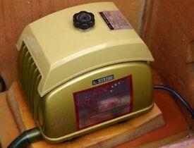Hi-Blow 6 outlet aquarium air pump