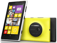 Unlocked yellow nokia lumia 1020 for sale or trade