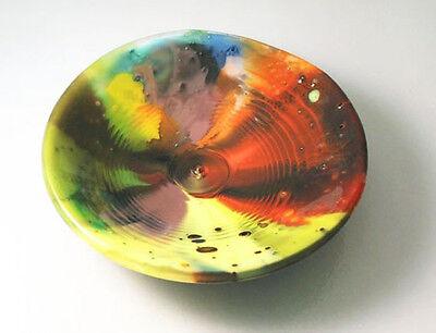 Patty Gray Large Round Slump - Glass Fusing Mold #GM125