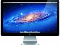 "Apple Thunderbolt Display A1407 27"" Widescreen LED Monitor, built-in Speaker"