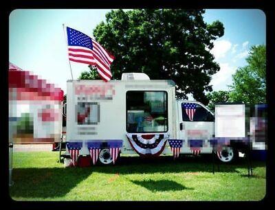 Used 2004 Gmc Ice Cream Truck Mobile Ice Cream Business For Sale In Virginia