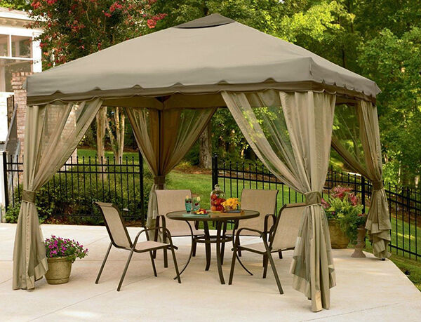 The essential canopy tent buying guide ebay for Garden tents