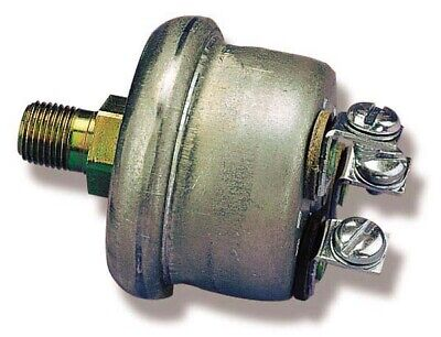 Holley 12-810 Electric Fuel Pump Oil Pressure Safety Switch